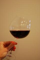Angled Wine