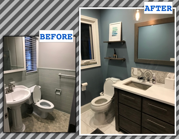 Master Bathroom Renovation MODflair - Bathroom renovation time